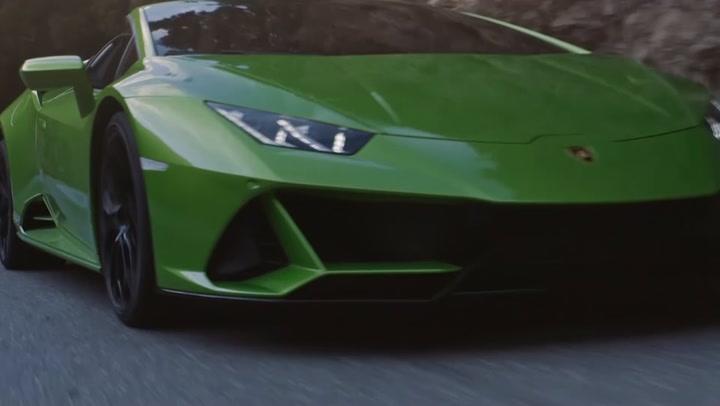 Lamborghini Istanbul
